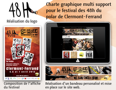 Graphiste Clermont ferrand